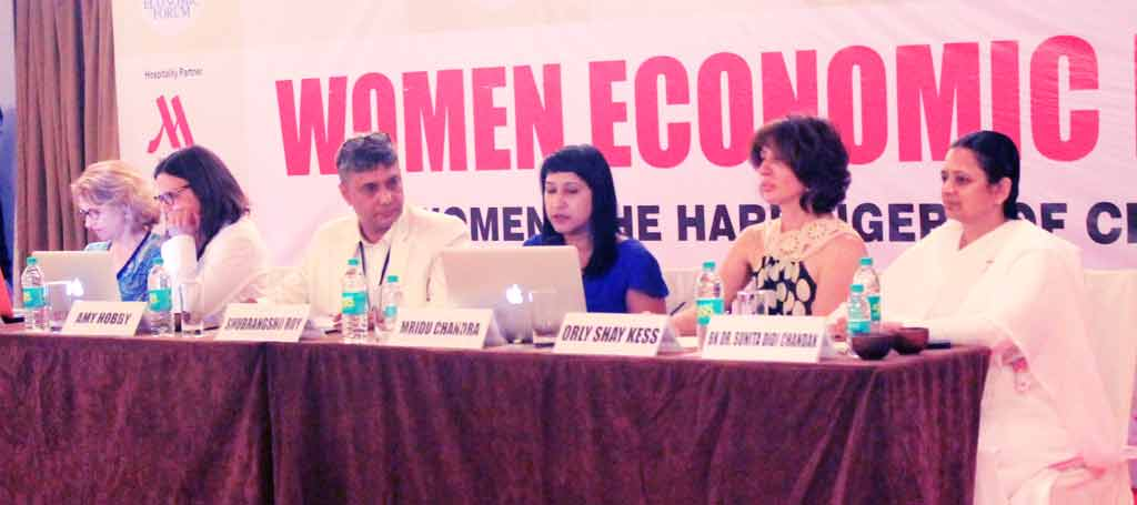 Enabling change by amplifying women's voices in mass media