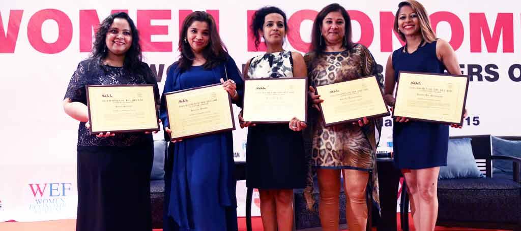 Goa Women of the decade Award