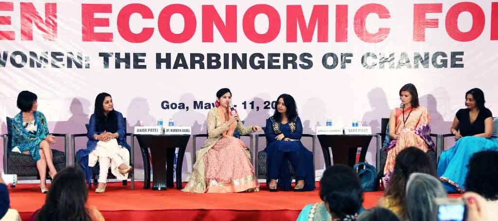 Women: the Harbingers of Change