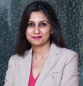 Kavita Devgan - WEF - Dwarka - New Delhi - India - 2017