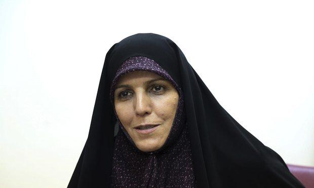 H.E. Shahindokht Molaverdi