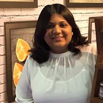 Apeksha Jain - WEF - Dwarka - New Delhi - India - 2017