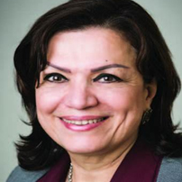 Mona Zulficar - Annual - WEF - 2018 - New Delhi - India