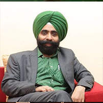 Dr. Manpreet Singh Manna - WEF - Dwarka - New Delhi - India - 2017