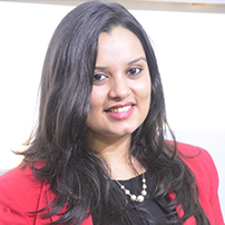 Shruti Chaturvedi - WEF - Dwarka - New Delhi - India - 2017