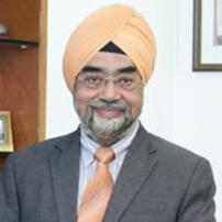 Amarjit Singh Chandhiok - WEF - Dwarka - New Delhi - India - 2017