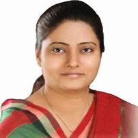 Anupriya Patel - WEF - Dwarka - New Delhi - India - 2017