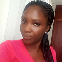 Cheryl Barbara Acheampong - WEF - UNIVERSITY - ICELAND - 2017
