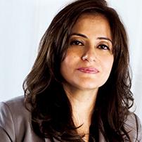 Manjula Chawla - Annual - WEF - 2018 - New Delhi - India