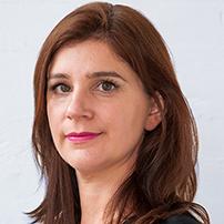 Charlotte Halkett - Annual - WEF - 2018 - New Delhi - India