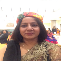 Ritu Chagti - Annual - WEF - 2018 - New Delhi - India