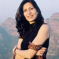 Jyoti Khetarpal - Annual - WEF - 2018 - New Delhi - India