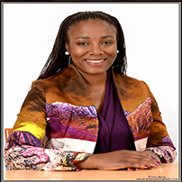 Maureen Manyama - Annual - WEF - 2018 - New Delhi - India