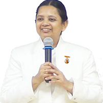 BK Dr. Sunita Didi Chandak - WEF - North East - Guwahati - Assam - India - 2018
